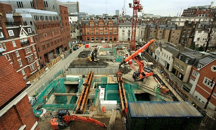 Crossrail photo feature top image