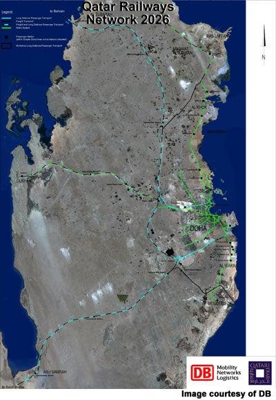 Doha Metro project