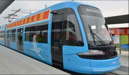 shenyang tramway