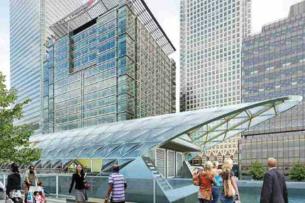 Canary Wharf Group (CWG) is the lead contractor
