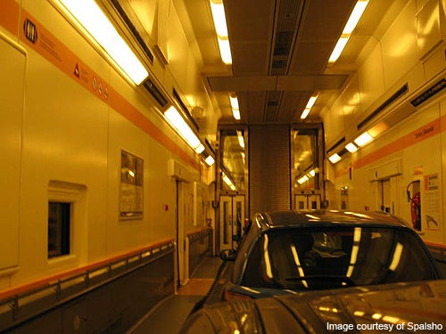 Channel Tunnel one
