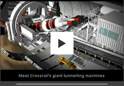 Crossrail London video