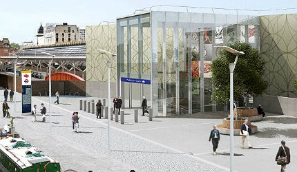 Upon its completion in 2018, the rail link will significantly reduce journey times from Paddington to the West End