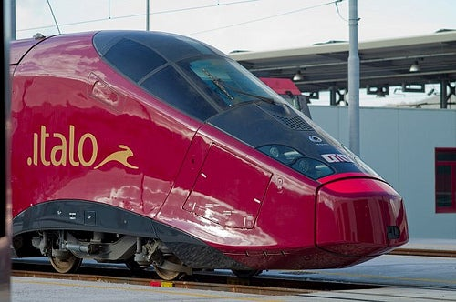 Italo Train, NTV SPA