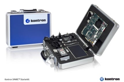 Kontron SMARC Starterkit Offers Fast Entry into the World of Embedded ARM Processors