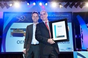 NSW award