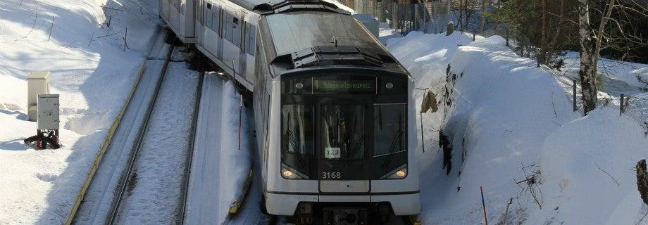 Oslo Metro Rail