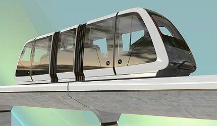 Vectus Intelligent Transport and design firm Pininfarina's PRT