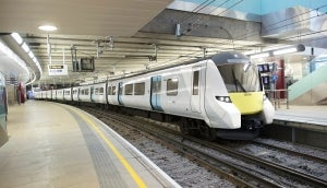 Televic Rail's iCoM On Board Siemens Thameslink Trains