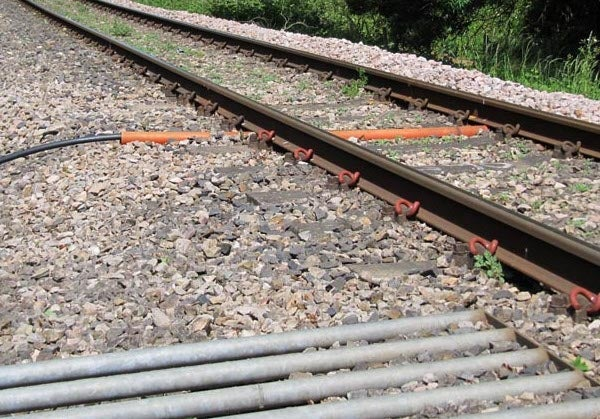 SmartWater Technology rail cable technology