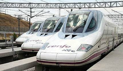Talgo 350 (T350) Very High Speed Trains