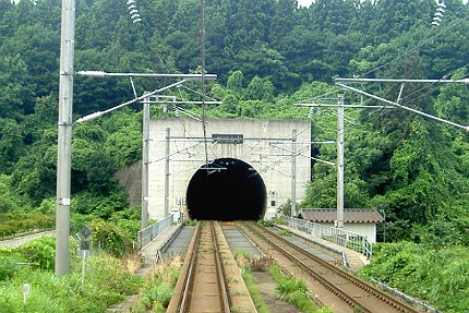 The world's longest railway tunnels