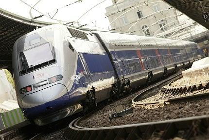Alstom-built Euroduplex