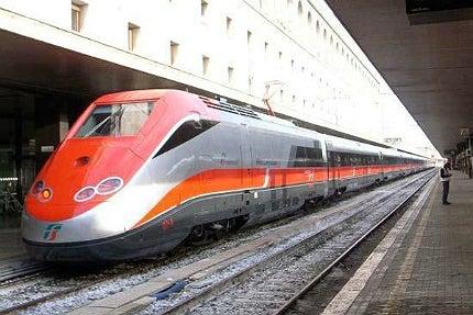 Elettro Treno Rapido 500 (ETR 500) Frecciarossa trains
