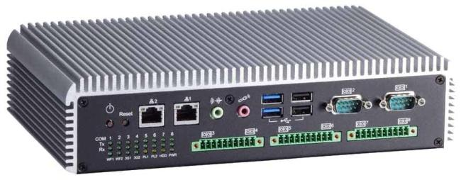 Intel Core I Fanless Embedded System