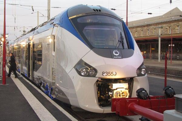 Alstom Régiolis Regional Trains
