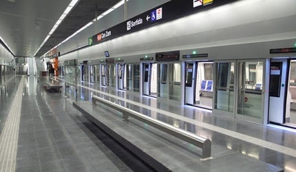 Barcelona Metro Line 9 Railway Technology