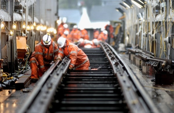 Network Rail: building a railway fit for the future