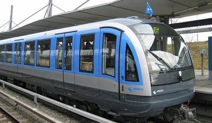 C2 Metro Trains, Munich Underground, Bavaria