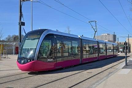 Dijon Tramway