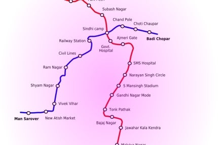 Jaipur Metro Rail Project