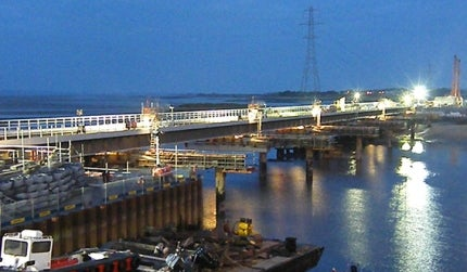 Loughor Railway Viaduct Replacement Project