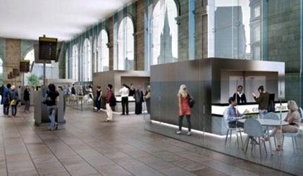 Newcastle Central Station Modernisation