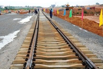 Abuja-Kaduna Rail Line
