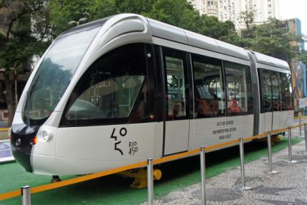 Rio Light Rail Transit System