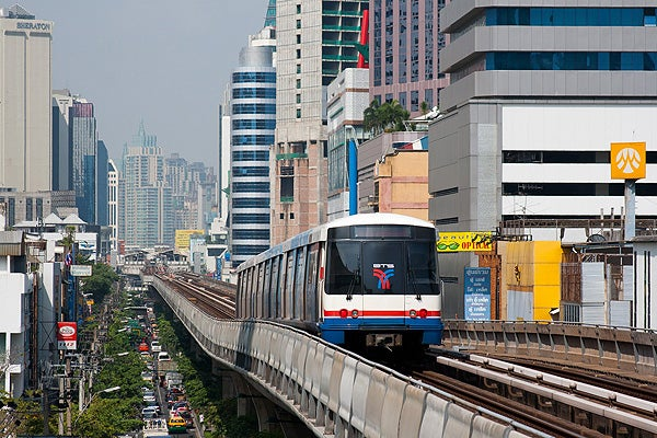Bangkok Mass Rapid Transit-Green Line Extension