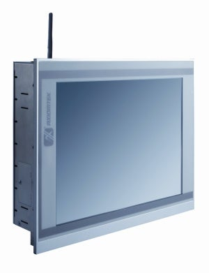 "12.1"" SVGA TFT Fanless Touch Panel Computer with Intel® Atom™ Processor N2600 (-20°C +55°C)"