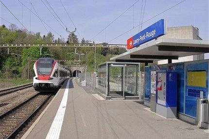 Cornavin-Eaux-Vives-Annemasse (CEVA) Rail Link