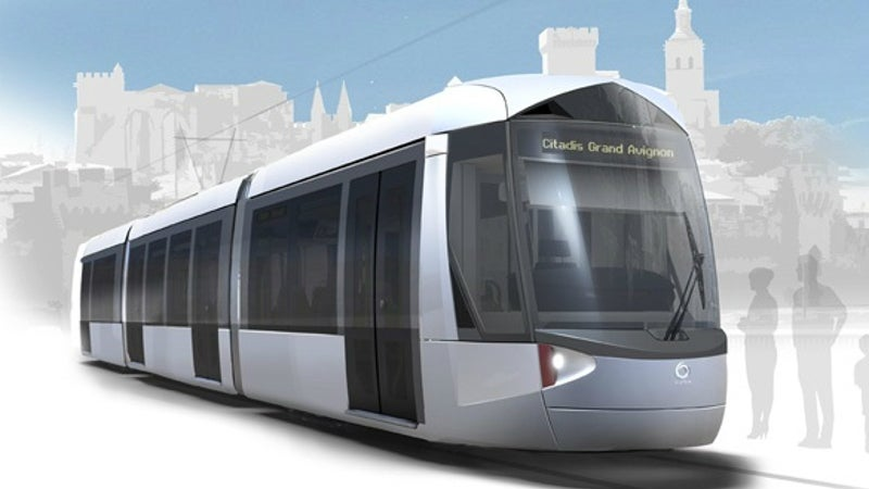 Avignon Tramway