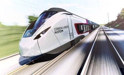 Coradia V200 train