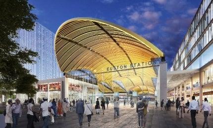 Euston station redevelopment