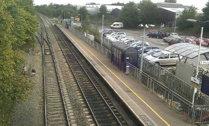 Phase two will result in half-hourly passenger train services to Yate in South Gloucestershire.