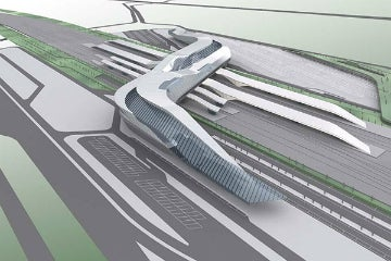 Naples-Afragola high-speed railway  proposed for the Metropolitan city of Naples