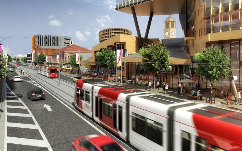 Newcastle Light Rail