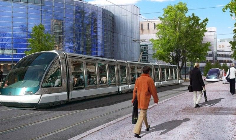 raide-jokeri rail line concept