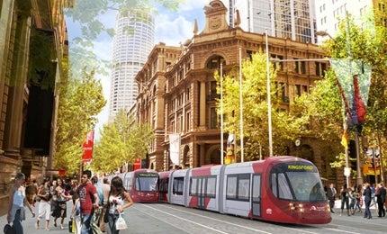 Western Sydney Light Rail