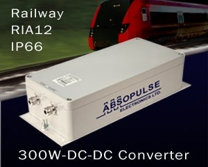 300W DC-DC converter