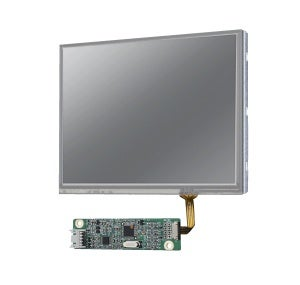 The IDK-1105, a 5.7in VGA (640 x 480) industrial grade LCD panel.
