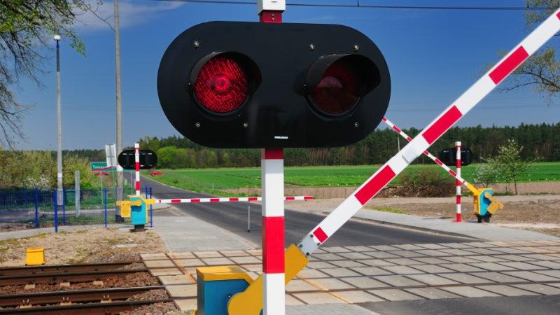 EBI Gate Level Crossing - Railway Technology