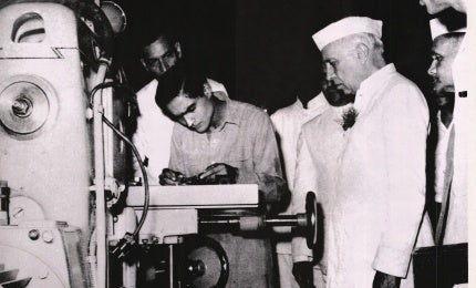 Mr. Satish Sharma, Chairman and Founder of Daulat Ram Industries