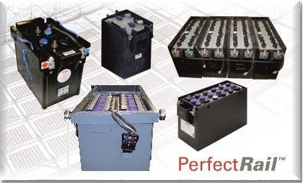 Hawker PerfectRail batteries