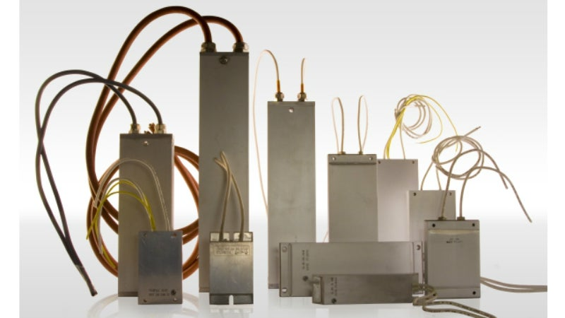 Power resistor production