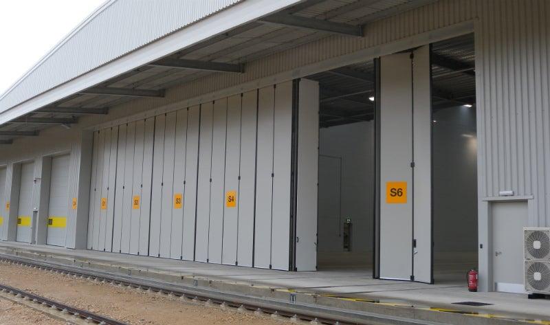 jewers doors railway technology