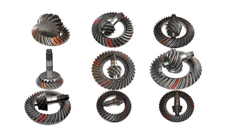 kingrail gears