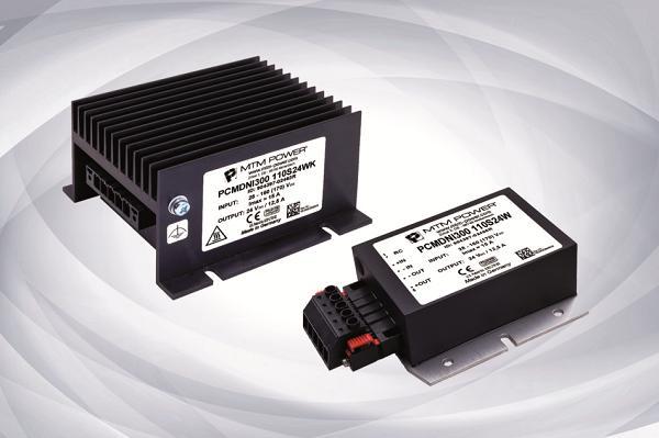 300W DC/DC Converters