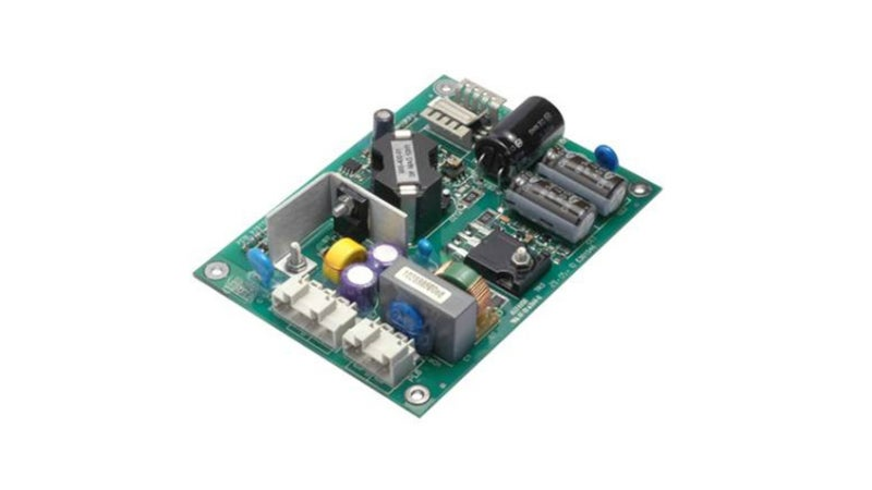Design and Manufacture of electronic converters.